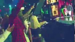 Nicki Minaj Dancing Dancehall Music Ft. Beenie man & Elephant Man