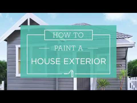 Painting a House Exterior | Taubmans