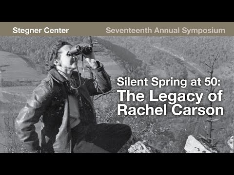 2012 Stegner Symposium: Devil or Angel: Rachel Carson and He