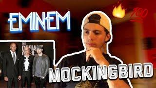 Eminem - Mockingbird REACTION!!!