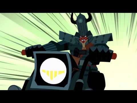 Samurai Jack Sneak – One vs. Many | Samurai Jack | Adult Swim