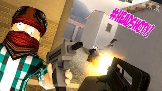 🔫 FREE CS WITH VIEWERS. YOU PLAY TOO? | ROBLOX #013 (UK/English)