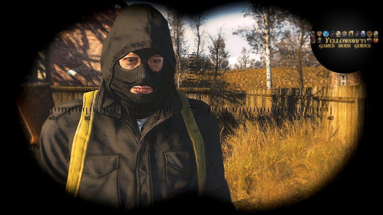 The Best Mods for S T A L K E R : Shadow of Chernobyl