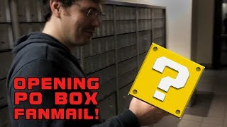 Opening GB Fan Mail! First P.O. Box Gift!