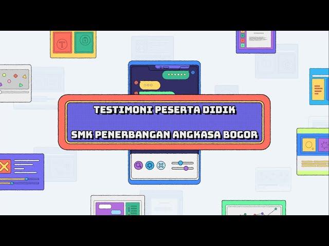 TESTIMONI | SMK Penerbangan Angkasa Bogor | PPDB 2020 |