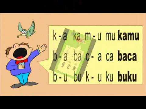 Aku Bisa Baca - Lagu ANak Belajar membaca untuk Anak Usia dini TK PAUD Calistung Baca