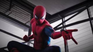 MCU | Spider Man's Theme - From Captain America Civil War