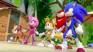 The First 15 Minutes of Sonic Boom: Fire and Ice