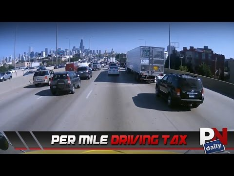 Find Out Why Illinois May Propose A Driving Tax!