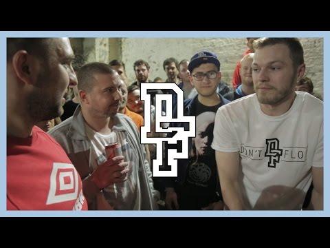 ARKAIC VS OSHEA VS QUILL | Don't Flop Rap Battle *FOOTBALL BARS*