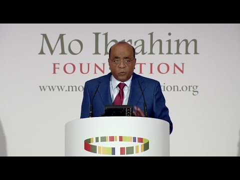 Mo Ibrahim Foundation IIAG 2014 Launch