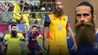 Se dice que este hombre tenia el mismo talento que Messi | Davide Moscardelli