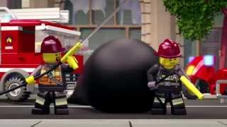 Лего Сити - Пожарный шланг(, 2013-10-30T13:20:06.000Z)