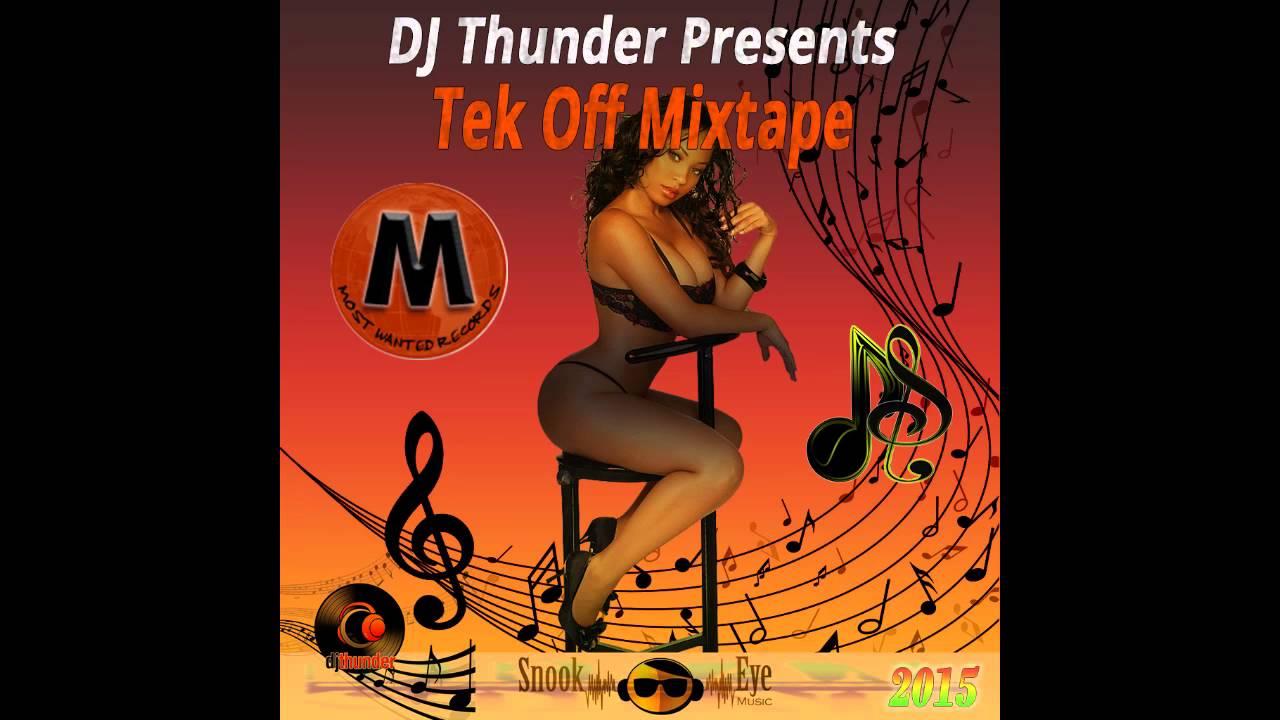 Dancehall Hiphop Mixtapes: Tek Off Mixtape (Dancehall, RnB, Hip-Hop
