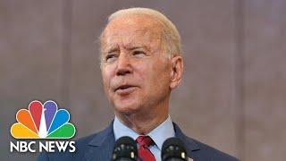 Biden Speaks At Dedication Of Dodd Center For Human Rights | NBC News