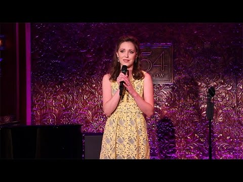 "Laura Osnes Dazzles With ""If I Loved You"" From Carousel"