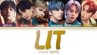 ONEUS (원어스) - 'Lit (가자)' (Color Coded Lyrics Eng/Rom/Han/가사)
