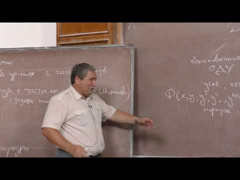 Горицкий А. Ю. - Уравнения математической физики - Уравнения с частными производными 1-го порядка