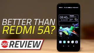 iVoomi i2 Lite Review | Better than Redmi 5A?