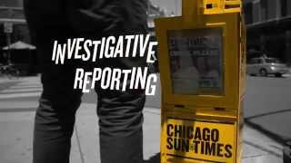 Chicago Sun-Times - 10s Ad - Honor Box