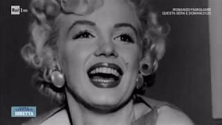 64 anni fa Marilyn Monroe sposava Joe DiMaggio - La Vita in Diretta 15/01/2018
