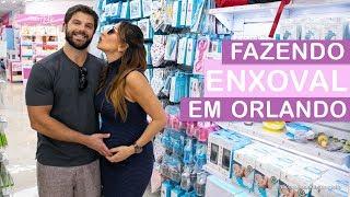 ENXOVAL DA BEBÊ EM ORLANDO   Bella Falconi, Duda Nagle e Sabrina Sato