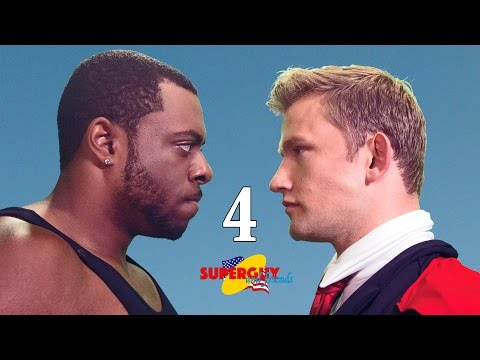 "Superguy and Friends - Part 4 - ""KABLAM"" - Goldentusk Web Series"