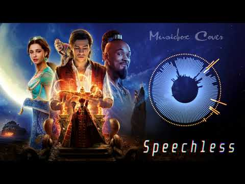 [Music Box Cover] Aladin OST - Speechless