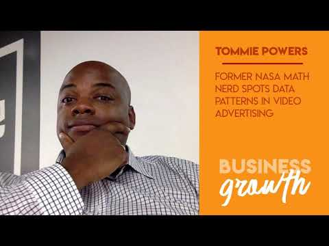 Former NASA Math Nerd Spots Data Patterns In Video Advertising with Tommie Powers - Episode 76