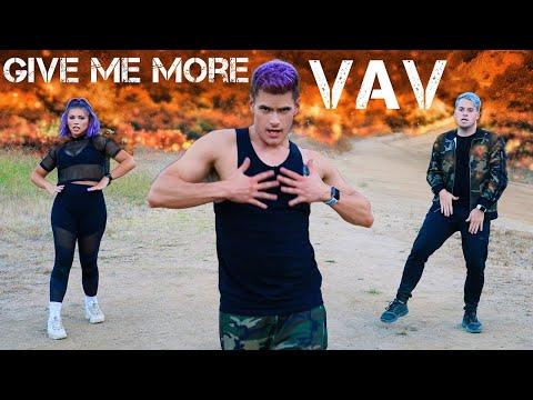 VAV - 'Give me more' (Feat. De La Ghetto & Play-N-Skillz) | Caleb Marshall | Dance Workout thumbnail