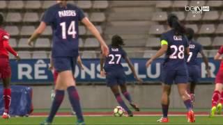 UWCL 2016-17. Round of 16. 2nd leg. Paris Saint-Germain - WFC BIIK-Kazygurt (17/11/2016)