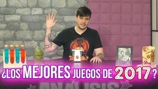Los juegos MÁS ESPERADOS de 2017