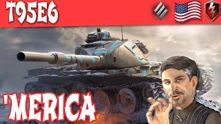 t95E6: World of Tanks Blitz