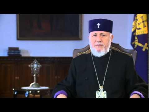 Catholicos Karekin II On Supporting Armenia Fund