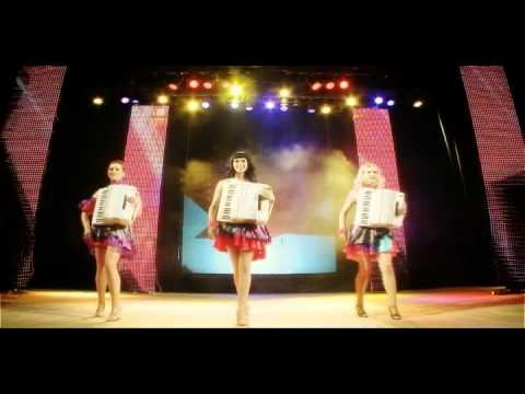 Катюша Katyusha Brides group sexy girls play instrumental music группа Невесты