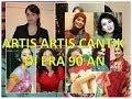ARTIS CANTIK ERA 90 AN
