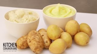 How to Make the Fluffiest Mashed Potatoes - Kitchen Conundrums with Thomas Joseph