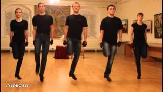Ирландский танец в Выборгском замке
