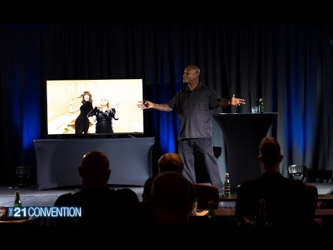 """THE MAN MINDSET - Steve """"The Dean"""" Williams On The 21 Report In Poland With George Bruno"""