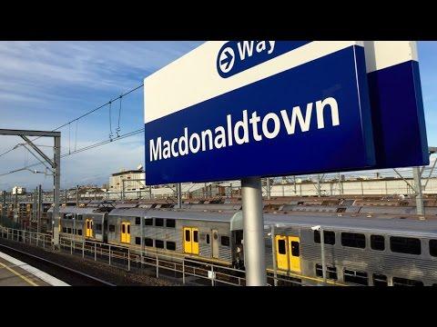 Sydney Trains Vlog 1018: Macdonaldtown Part 7