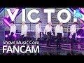[예능연구소 직캠] VICTON - nostalgic night, 빅톤 - 그리운 밤 @Show!MusicCore 20191109