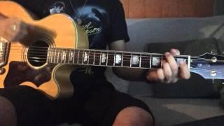 Christmas eve / Mistletoe - Justin Bieber ( Dan Kanter) Acoustic Guitar Cover