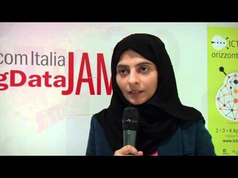 Big Data Jam - Intervista al team Masdar Social Computing