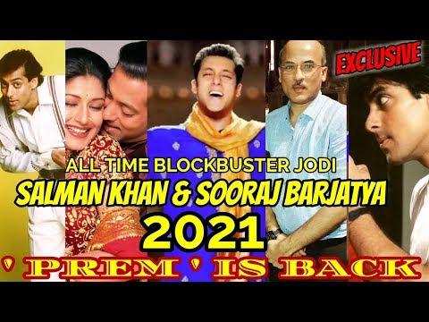 ALL TIME BLOCKBUSTER JODI SALMAN KHAN AND SOORAJ BARJATYA FILM | 2021 | PREM IS BACK | FULL DETAILS