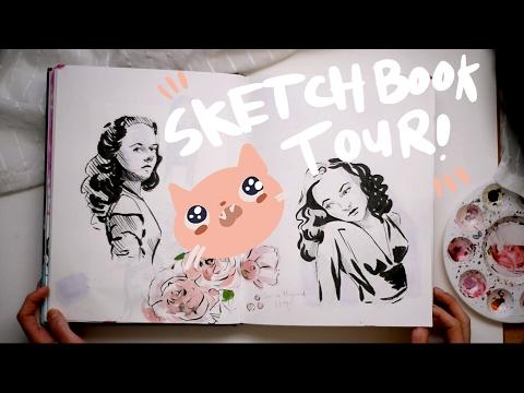 2016 Sketchbook Tour