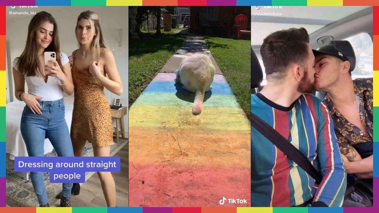 LGBTQ TikTok Compilation