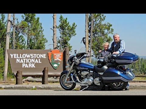 Yellowstone Motorcycle Ride: Moran Junction to Gardiner