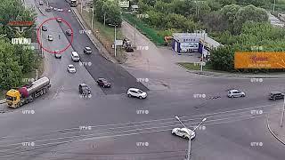 UTV. Еженедельный обзор ДТП с камер Уфанет с 6 по 12 июля 2019 года