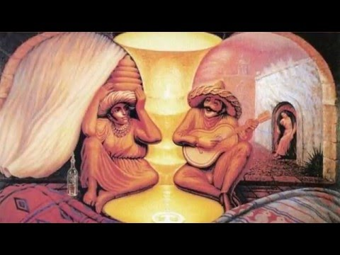 Optical illusions Pictures and Brain Teasers Amazing Images New Collection.