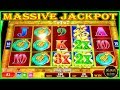 🤯 OMG MASSIVE JACKPOT 🤯 RED FORTUNE KONAMI SLOT MACHINE Seullos Meosin 슬롯머신